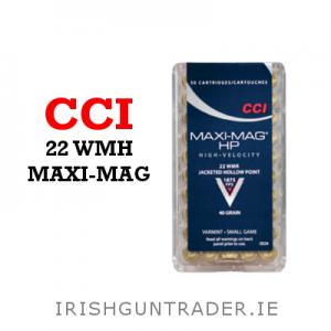 CCI 22WMH Maxi-Mag