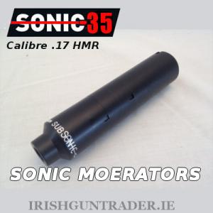 Sonic 35 Moderators Cal.17HMR