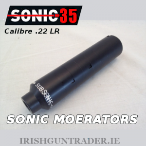 Sonic 35 Moderators Cal.22LR