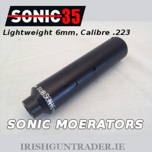 Sonic 35 Moderators Lightweight 6mm