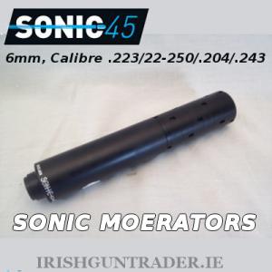 Sonic 45 Moderators 6mm